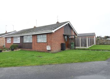 Thumbnail 2 bedroom semi-detached bungalow to rent in Marion Close, Worcester