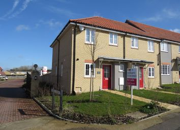 Thumbnail 2 bed end terrace house for sale in Park Lane, Downham Market