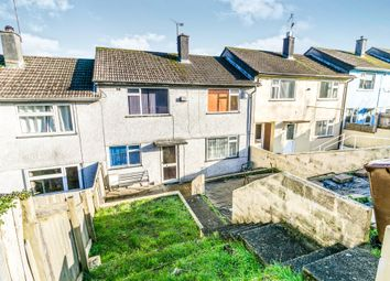 Thumbnail 3 bedroom terraced house for sale in Polzeath Gardens, Plymouth