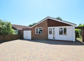 Thumbnail 3 bed detached bungalow for sale in Heath Road North, Locks Heath, Southampton