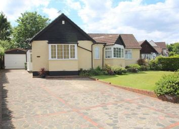 Thumbnail 3 bedroom detached bungalow to rent in Highfield Road, Chislehurst
