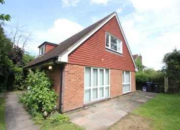 Thumbnail 4 bed bungalow to rent in Pembroke Road, Woking
