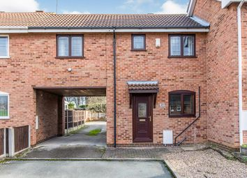 3 bed terraced house for sale in Churchfield Close, Bentley, Doncaster, South Yorkshire DN5