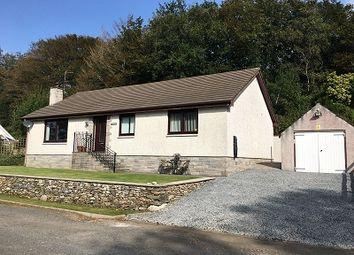 Thumbnail 3 bed detached bungalow for sale in Gracestones, Barholm Wood, Creetown