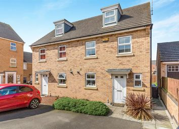 Thumbnail 3 bedroom semi-detached house for sale in Newbury Close, Corby