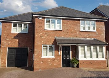 Thumbnail 4 bed detached house for sale in Darcy Court, East Malling, West Malling