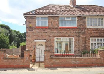 Thumbnail 3 bed semi-detached house for sale in Vale Road, Woolton, Liverpool