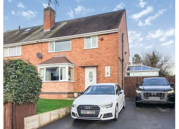 Thumbnail 3 bed semi-detached house for sale in Feckenham Road, Astwood Bank