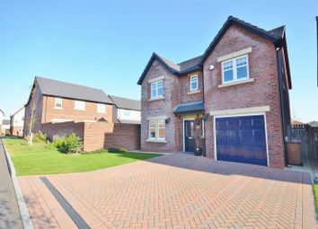 Thumbnail 4 bed detached house for sale in Edderside Drive, Whitehaven