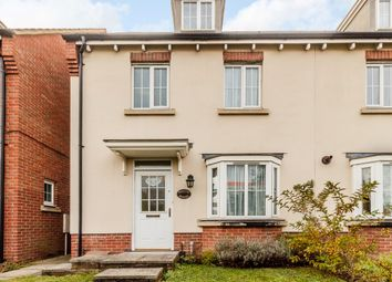 Thumbnail 4 bed semi-detached house for sale in Spinks Lane, Witham, Essex
