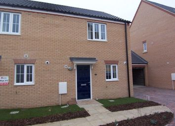 Thumbnail 2 bed property to rent in Ascot Close, Elsea Park, Bourne