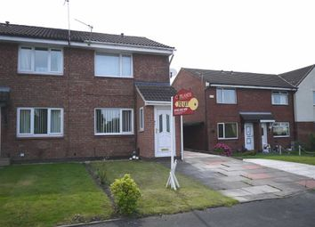 Thumbnail 2 bed semi-detached house to rent in Westbury Close, Westhoughton, Bolton