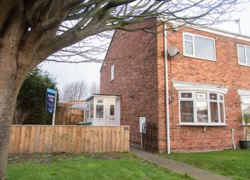 Thumbnail 2 bed semi-detached house for sale in Ainthorpe Close, Sunderland
