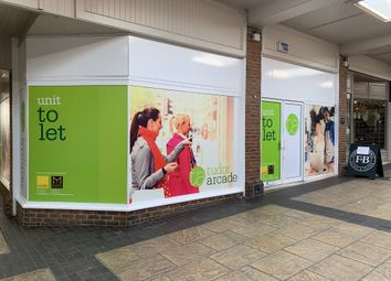 Thumbnail Retail premises to let in Tudor Arcade, Dorchester