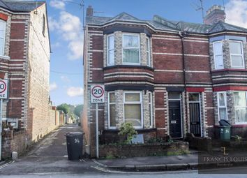 Thumbnail 5 bed end terrace house to rent in Magdalen Road, St. Leonards, Exeter