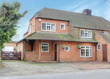 Thumbnail 4 bed cottage for sale in Chapel Road, Mortimer West End, Reading