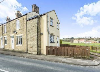 Thumbnail 3 bed terraced house for sale in Front Street, Helmington Row, Crook
