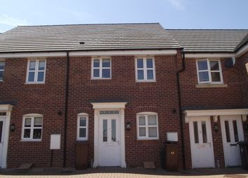 Thumbnail 3 bed town house to rent in Deansleigh Close, Lincoln