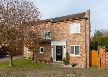 Thumbnail 4 bed detached house for sale in Beech Tree Court, Linton On Ouse, York