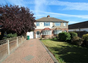 Thumbnail 3 bedroom semi-detached house to rent in Staines Road West, Ashford, Surrey