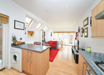 Thumbnail 2 bed flat to rent in Mablethorpe Road, London