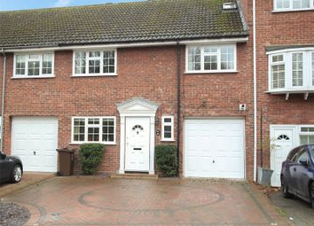 Thumbnail 4 bed terraced house for sale in Camlet Way, St. Albans, Hertfordshire