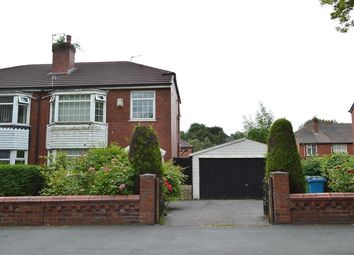 Thumbnail 3 bed semi-detached house for sale in Victoria Avenue, Blackley, Manchester