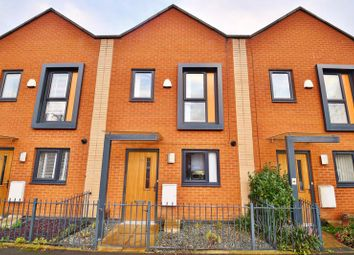 Thumbnail 2 bed terraced house for sale in St. Ambrose Lane, Salford