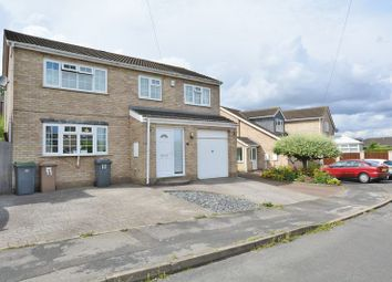 Thumbnail 4 bed detached house for sale in Gerrard Mews, Washingborough, Lincoln