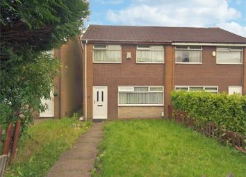 Thumbnail 3 bed semi-detached house for sale in Amberley Walk, Chadderton, Oldham, Lancashire