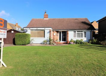 Thumbnail 3 bed detached bungalow for sale in Old Worthing Road, East Preston, Littlehampton