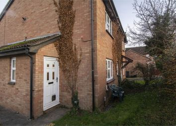 Thumbnail 1 bedroom end terrace house for sale in Galloway Close, Shaw, Swindon, Wiltshire