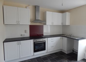 Thumbnail 1 bed flat to rent in Battery Street, Plymouth