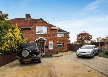 Thumbnail 4 bed semi-detached house for sale in Aldermoor Road, Southampton