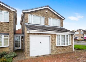 Thumbnail 3 bedroom link-detached house for sale in Woodhall Drive, Littleover, Derby