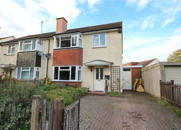 Thumbnail 3 bed semi-detached house for sale in Twelve Acre Crescent, Farnborough, Hampshire