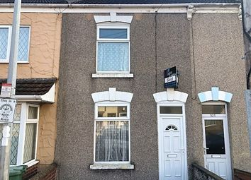 Thumbnail 2 bed terraced house for sale in Stanley Street, Grimsby