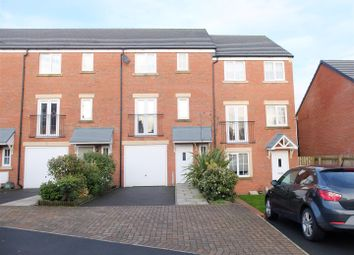 Thumbnail 4 bed terraced house for sale in Barley Edge, Carlisle