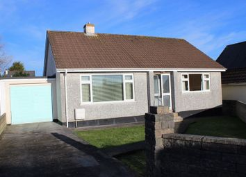 Thumbnail 2 bed bungalow for sale in Chough Crescent, St. Austell