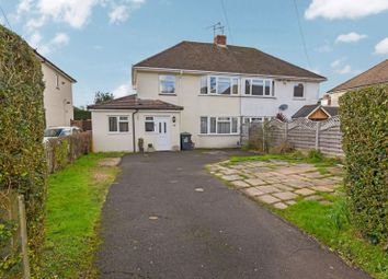 Thumbnail 4 bed semi-detached house for sale in Serpentine Road, Widley, Waterlooville