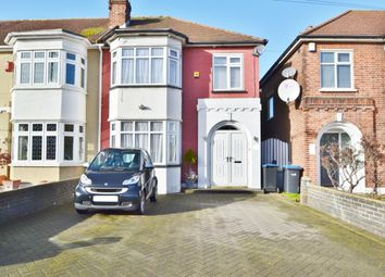 Thumbnail 3 bed end terrace house for sale in Ash Grove, Palmers Green