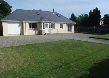 Thumbnail 4 bed detached house for sale in Fishguard Road, Haverfordwest