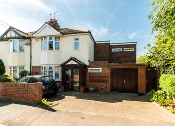 Thumbnail 4 bed semi-detached house for sale in St James Avenue East, Stanford-Le-Hope