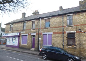 Thumbnail 2 bed flat for sale in Oundle Road, Woodston, Peterborough