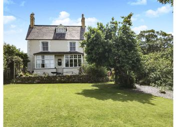 Thumbnail 4 bed detached house for sale in Valley Road, Llanfairfechan