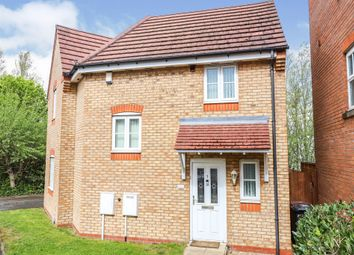 Thumbnail 3 bed detached house for sale in Bay Avenue, Loxdale, Bilston