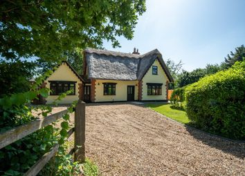 Thumbnail 5 bed cottage for sale in Posting House Court, Buckshorn Lane, Eye