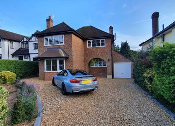 Thumbnail 4 bed detached house to rent in Abbots Road, Abbots Langley