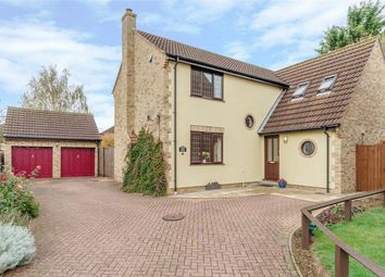 Thumbnail 4 bed detached house for sale in Hammond Way, Somersham, Huntingdon