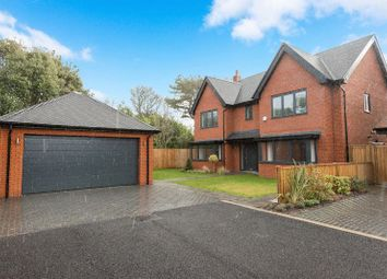 Thumbnail 5 bed detached house for sale in The Pinewoods, Victoria Road, Liverpool